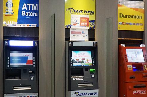ATM BANK DANAMON
