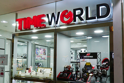 Time World